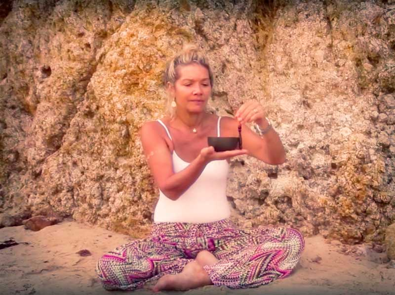 yoga meditation and personal growth with Diana Bourel