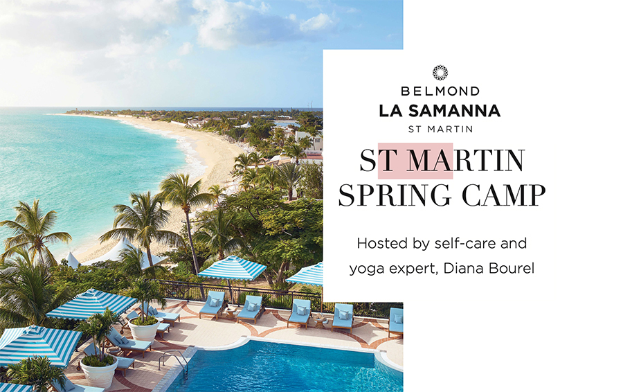 St Martin Spring Camp