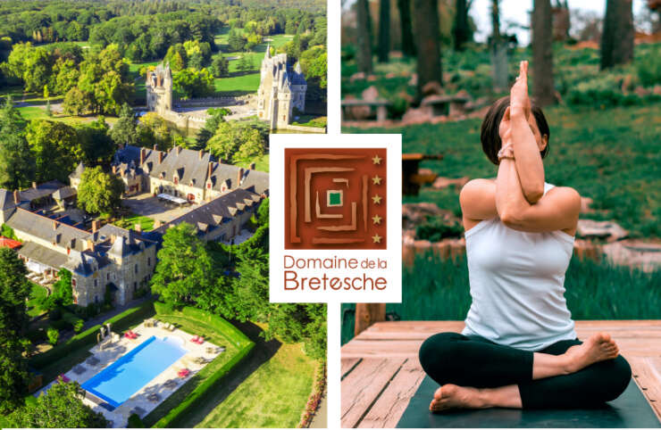 Well Being Week-end in the Domaine de la Bretesche
